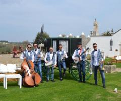 Metamorphosis Wedding Band - La musica per il matrimonio a Bari