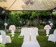 Masseria Montalbano - Il rito matrimoniale civile all'aperto