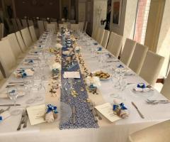 Oasi  Quattro Colonne - Il ricevimento di nozze