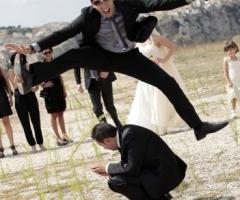 Fotografia in stile reportage degli invitati di matrimonio