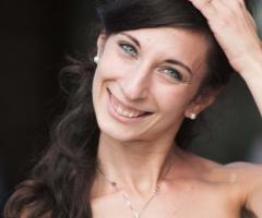La Libellula Movies&Shots - Primo piano della sposa