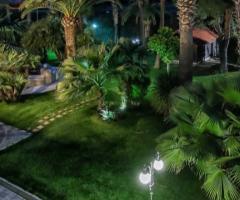 Villa Althea Ricevimenti - Il giardino