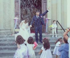 Irene Nasoni Fotografia - L'uscita dalla chiesa