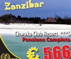 Villaggio per la luna di miele a Zanzibar