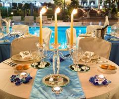 Royal Vesuvio - Cerimonie a bordo piscina