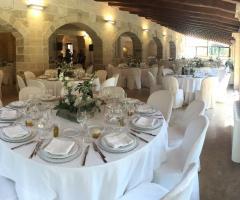Masseria San Lorenzo - La sala interna