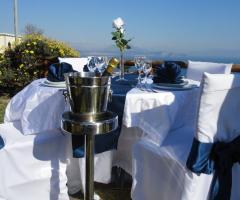 Tavolo per il matrimonio