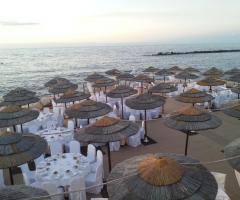 Matrimonio sulla spiaggia a Bisceglie