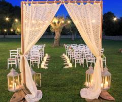 Grand Hotel La Chiusa di Chietri - Sposarsi di sera