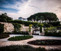 Relais il Santissimo -  I giardini della masseria