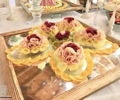 Grand Hotel Vigna Nocelli Ricevimenti - Coreografie culinarie