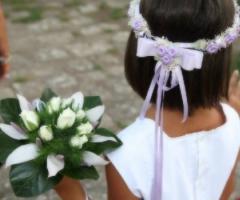 Foto della damigella - Fotografo per il matrimonio a Bari