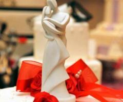 Hotel d'Inghilterra - Cake topper per la torta nuziale