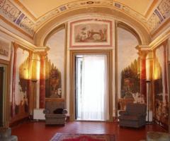 Villa Boscogrande - Sala interna della villa