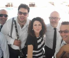 Miss Giulia's Musica e Animazione - La band di Giulia al completo