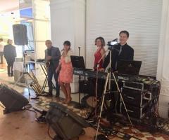 Gruppo Taeda Band per matrimoni - In quartetto per lo spettacolo