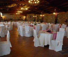 Villa Alba - Sala per ricevimenti di nozze