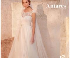 Angela Pascale Spose - Abito da sposa modello Antares - Nuova Collezione 2017