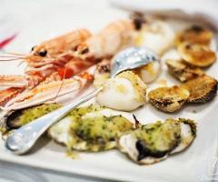 Relais il Santissimo -  Antipasti di pesce