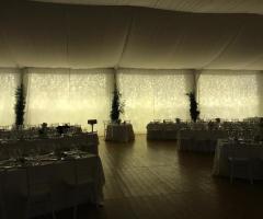 Masseria Luco - La sala interna