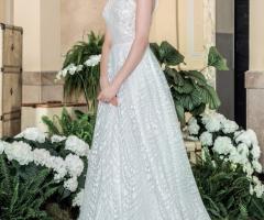 Valentini spose - Abito da sposa modello Amina Collezione Valentini