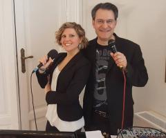 Gruppo Taeda Band per matrimoni - Il duo Roberto e Tany