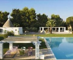 Villa Cenci - Una panoramica della struttura