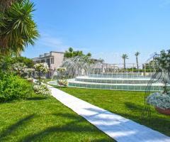 Il Vittoriano Ricevimenti - Il giardino tropicale