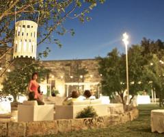 Masseria San Lorenzo - L'angolo del relax