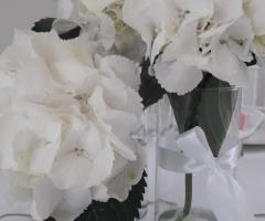 Villa Cenci - Decorazioni floreali