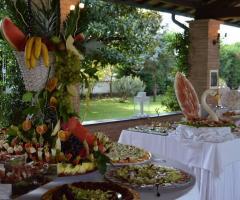 Royal Vesuvio - Gran buffet aperitivo per matrimoni