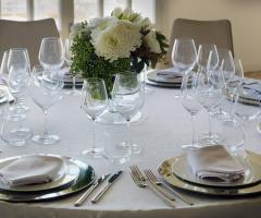 Grand Hotel Riviera - La tavola del ristorante Cloe