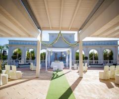 Tenuta Montenari - Anfiteatro per celebrare le nozze