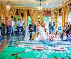 Bang Bang Wedding - Spettacolo di intrattenimento con le bolle di sapone