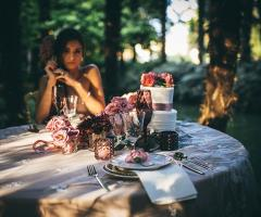 Maria Mayer Events - Bohemian style