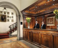 Hotel Helvetia & Bristol - La Reception