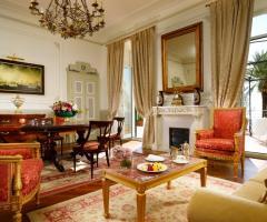 Royal Hotel Sanremo - La suite Sissi