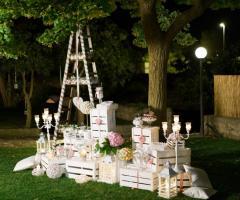 Emozioni Wedding Planner - L'angolo dei confetti