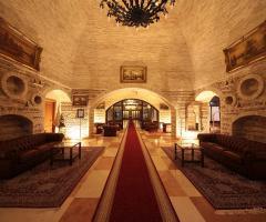 Grand Hotel Vigna Nocelli Ricevimenti - Le sale di ingresso
