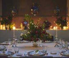 TERRAEVENTS Lifestyle - Il tavolo degli invitati