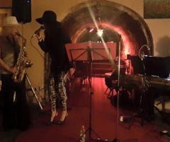 Sax Blond Letizia Brunetti - Musica e spettacolo