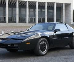 Supercar Kitt - Noleggio auto