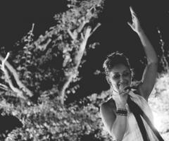 Lucia Carbonara la voce del gruppo