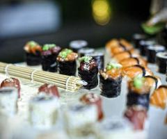 Sushi al tuo matrimonio
