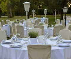 L'Oasi di Claire - Matrimonio in giardino a Foggia