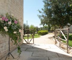 Masseria Montepaolo - Addobbi floreali