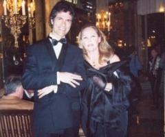 Dory Nacci con Ursula Andress a Montecarlo