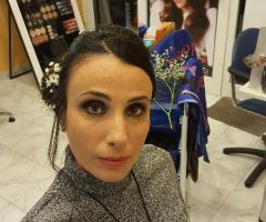 Rosa Laguardia Hair Style - La consulenza d'immagine per la sposa a Roma
