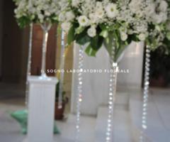 Il Sogno - Laboratorio Floreale - Idee per l'evento di nozze