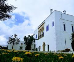 Villa Cenci - Panoramica